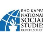 Rho Kappa National Social Studies Honor Society